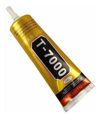 Kit Colas T7000 Negra 110ml + Cola B7000 110ml Incolor Original