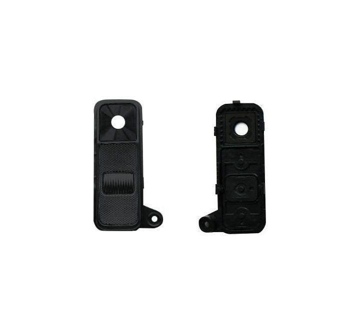 Lente Vidro da Câmera Moldura e Botões Power e Volume Lg K8 K350 Original