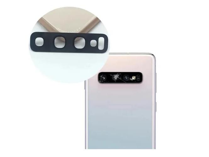 Lente Vidro Da Camera Traseira Samsung Galaxy S10 G973 / Galaxy S10 Plus G975
