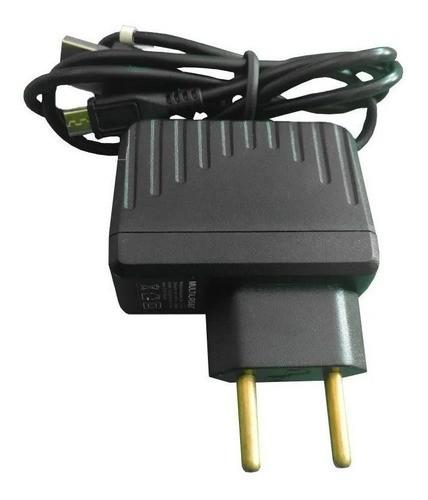 Lote 10 Carregadores Micro Usb Multilaser + Fonte 1500mah
