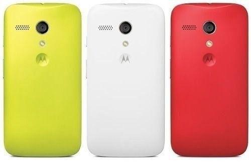 Lote com 10 Tampas Originais  Moto G  Motorola Xt1033 Xt1032 XT1040 Moto G1
