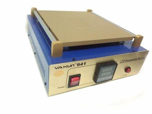 Máquina Separadora Lcd Display Vidro Touch Para celulares, Tablets Yaxun YX-941 ,  Compatível com telas de até 11 Polegadas