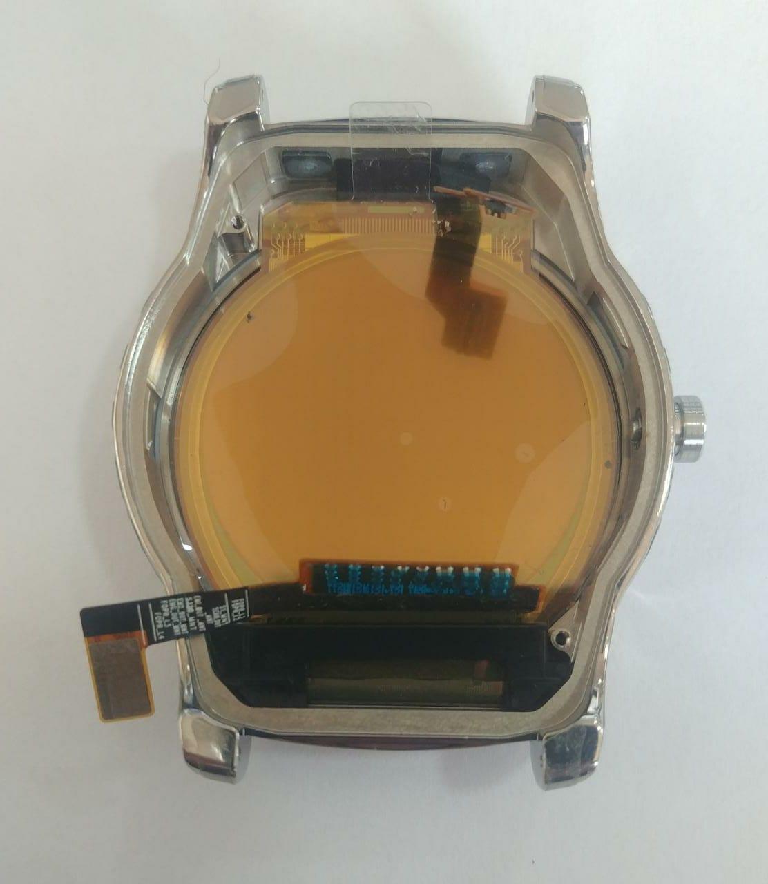 Módulo Aro Lcd Display Digital Relógio Urban W150 Novo