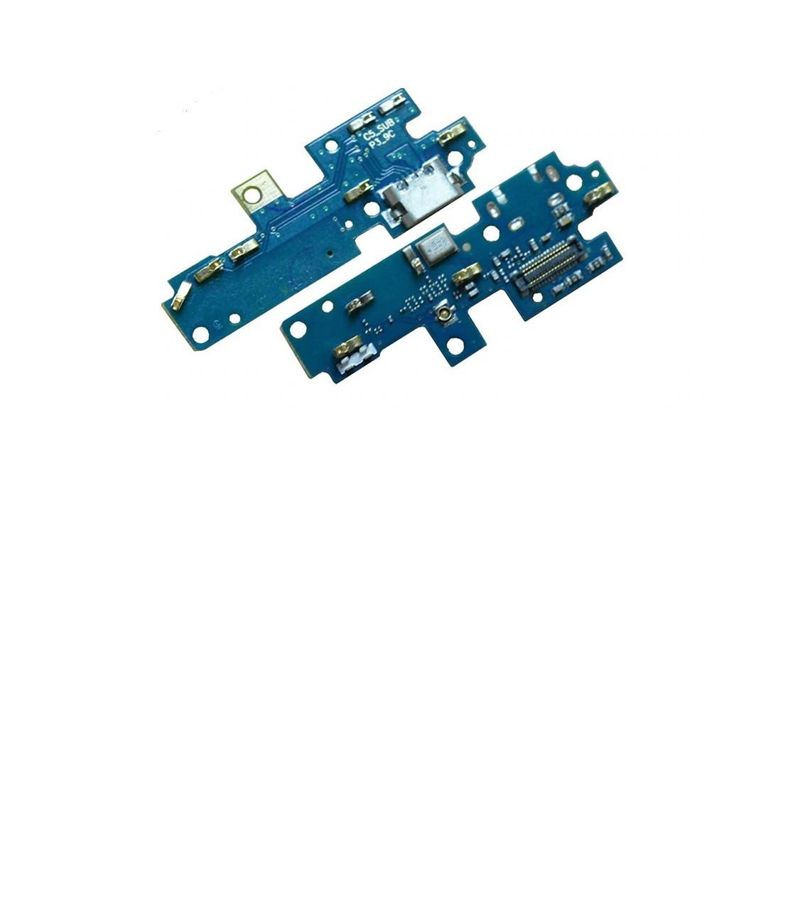 Placa Conector Carga Dock Usb Jack P2 Microfone Xiaomi Redmi 4