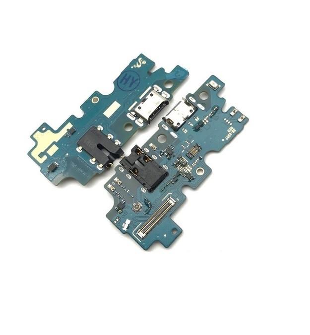 Placa Conector de Carga Áudio Jack do Fone Samsung A30s Sm-A307 com microfone