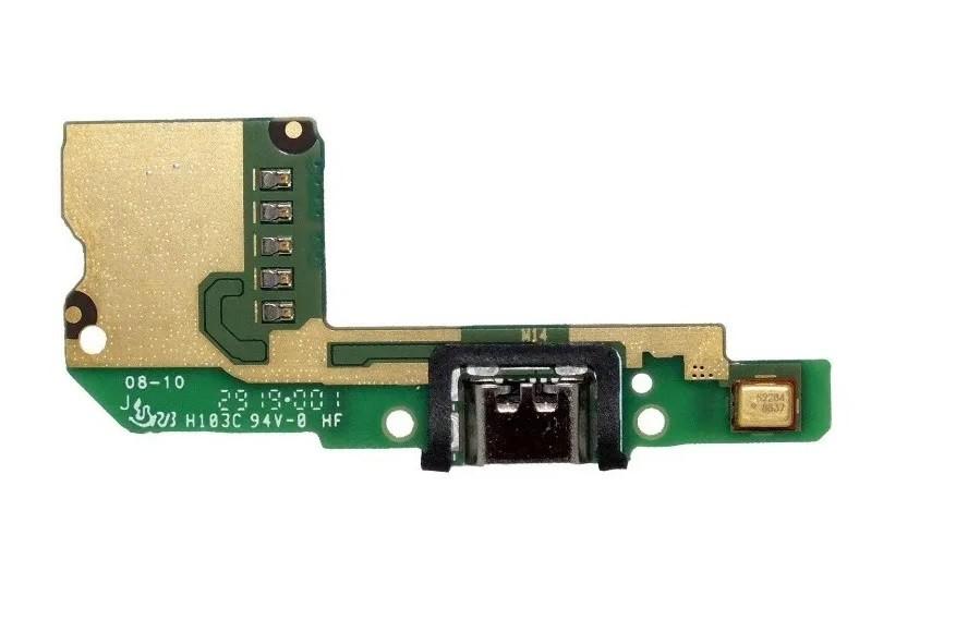 Placa Conector de Carga e Microfone Lg K8 Plus Lm X120 K8+