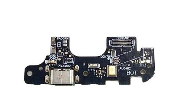 Placa Conector de Carga Microfone Zenfone 3 Deluxe Zs550kl Z01fd