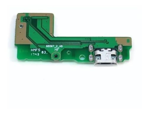 Placa de Carga Dock Celular Redmi 5 Com Microfone
