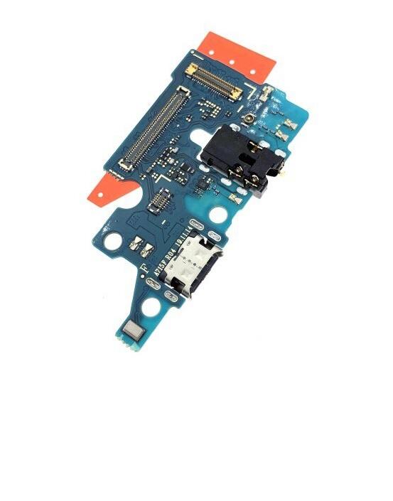 Placa de Carga Dock P2 Jack Samsung A71 A715 com Microfone