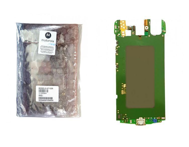 Placa Mãe Principal Motorola Moto Maxx Xt1225 32gb 3Gb RAM NOVA Lacrada