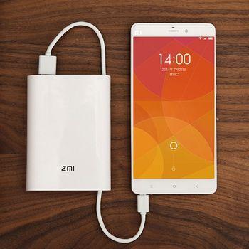 Power Bank com Wifi 4G ZMI MF855 4G  Xiaomi Original 7800 Mah Usb