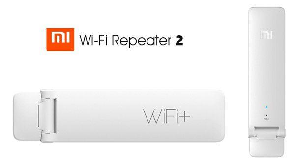 Repetidor Amplificador de sinal  Wifi Xiaomi R02 Original Usb 300mbps