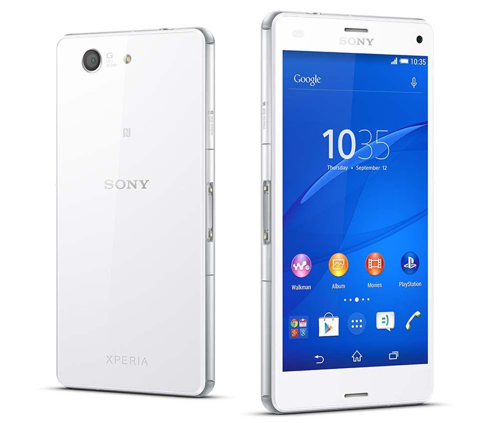 """Smartphone Sony Xperia Z3 D6633 Dual Chip com Tela 5.2"""" , Câmera 20.7MP, 3G 4G, Android 4.4 e Processador Quad-Core de 2.5 GHz / Vitrine"""
