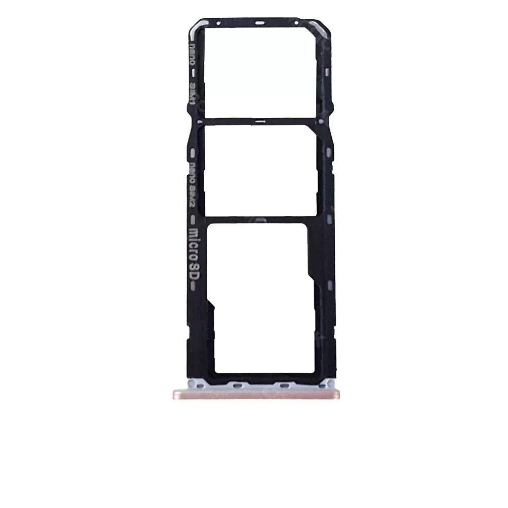 Tampa Carcaça Traseira Celular Lg K11+ PLus LM X410 + Bandeja Chip