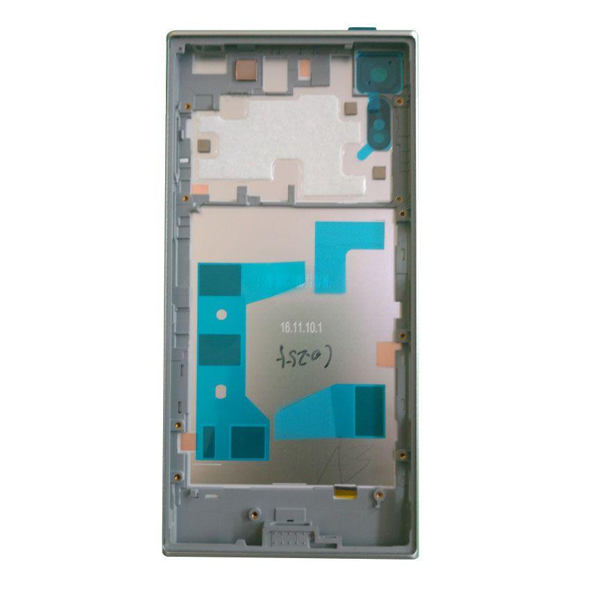 Carcaça Tampa Traseira  Metálica Sony Xperia XZ F8331 F8332