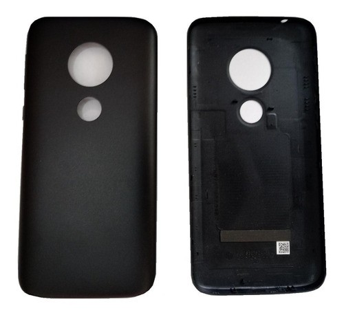 Tampa Traseira Motorola Moto E5 Play Xt1920 Original C. Aro