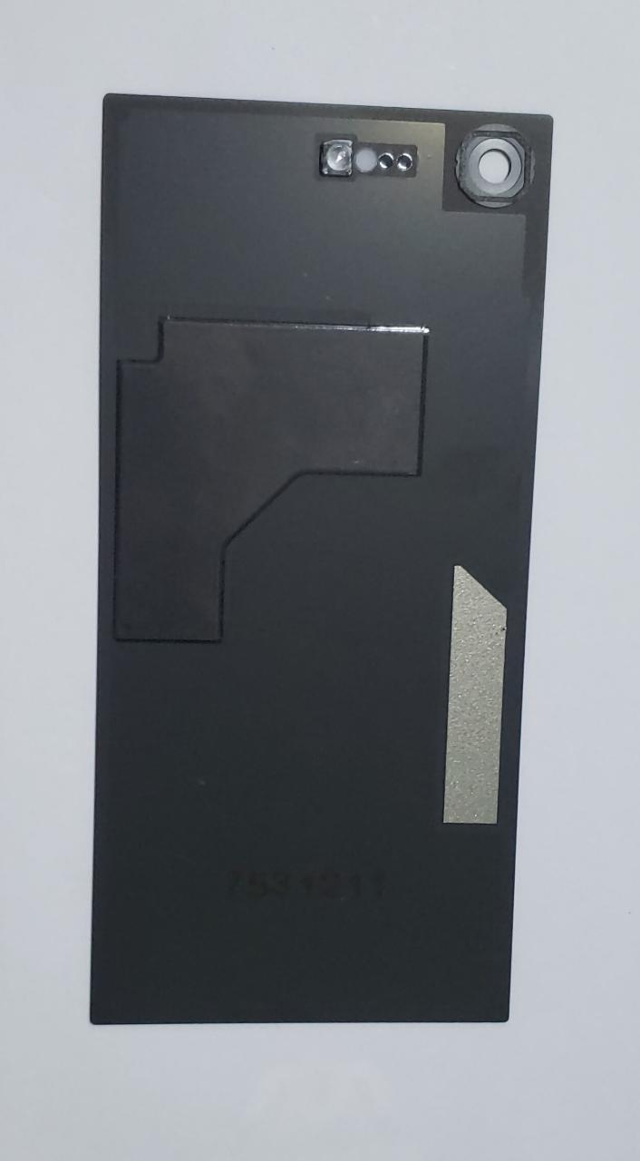 Tampa Traseira Sony Xperia XZ Premium G8142 G8141  Preto Espelhado Original