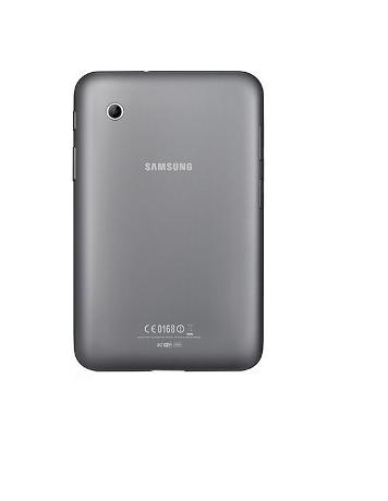Tampa Traseira Tablet Samsung Gt P3100 3g Branca Original
