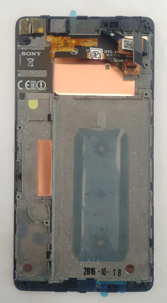 Tela Módulo Lcd Touch Display Celular E4 E2114 Com Chassi
