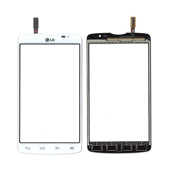 Vidro Touch Screen Celular Lg L80 Tv D380 D385 5 Pol ORIGINAL