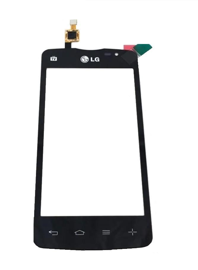 Vidro Touch Screen Celular Lg Sport D225 D227 Original Preto