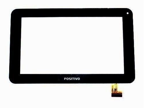 Vidro Touch Screen Tablet Positivo T701 T701tv 7polegadas Com Aro