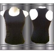 Regata Feminina Nadador Camiseta Blusa Regatinha Simples