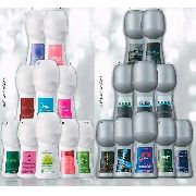 Desodorante Roll-on Masculino Ou Feminino Avon 50ml 5 unidades