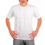 Camiseta Masculina Gola Careca