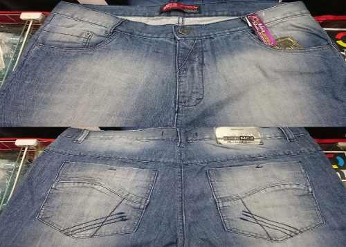 Calça Jeans Masculina Tamanho Grande Plus Size