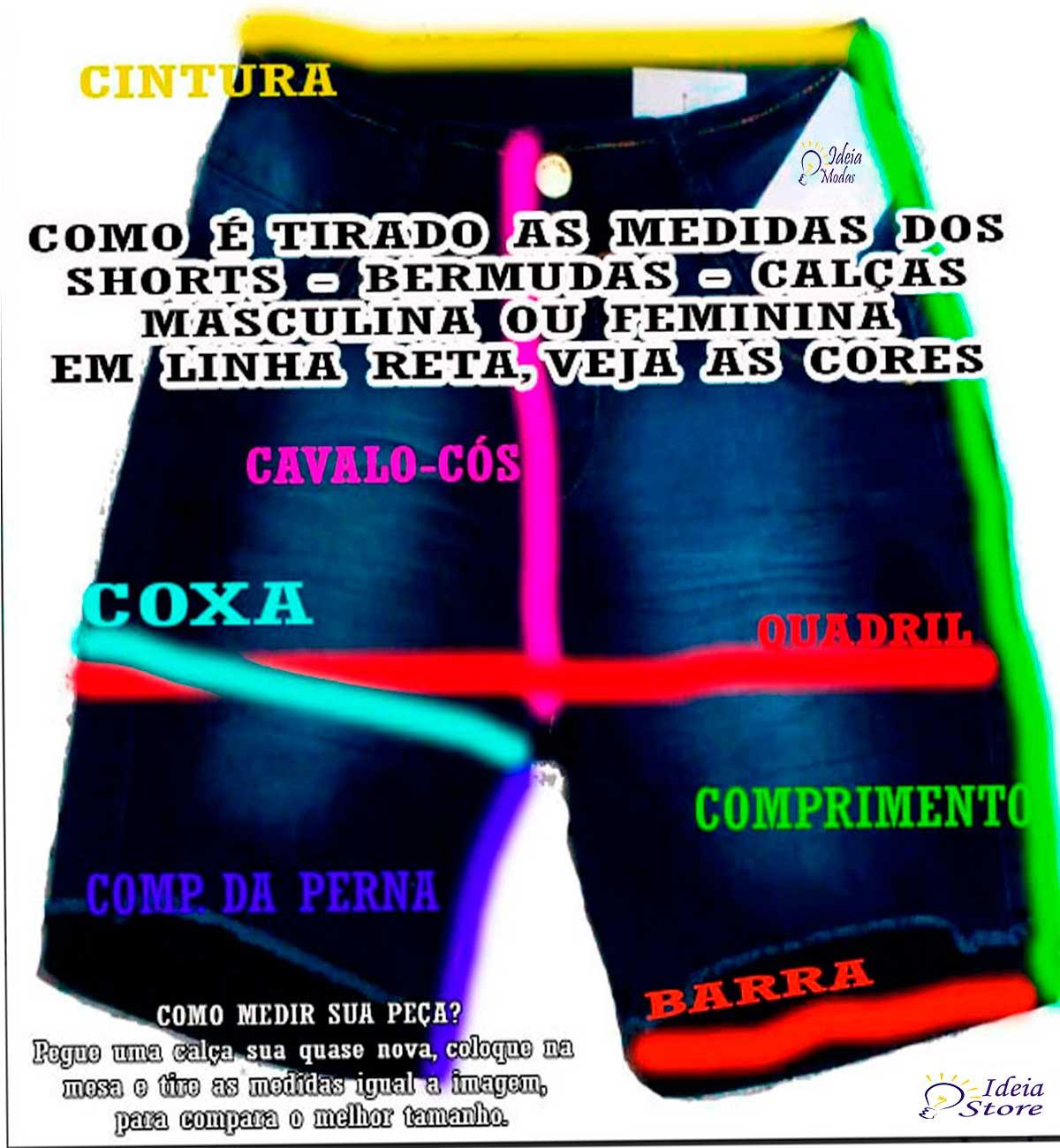 Calça Masculina Jeans skinny com elastano
