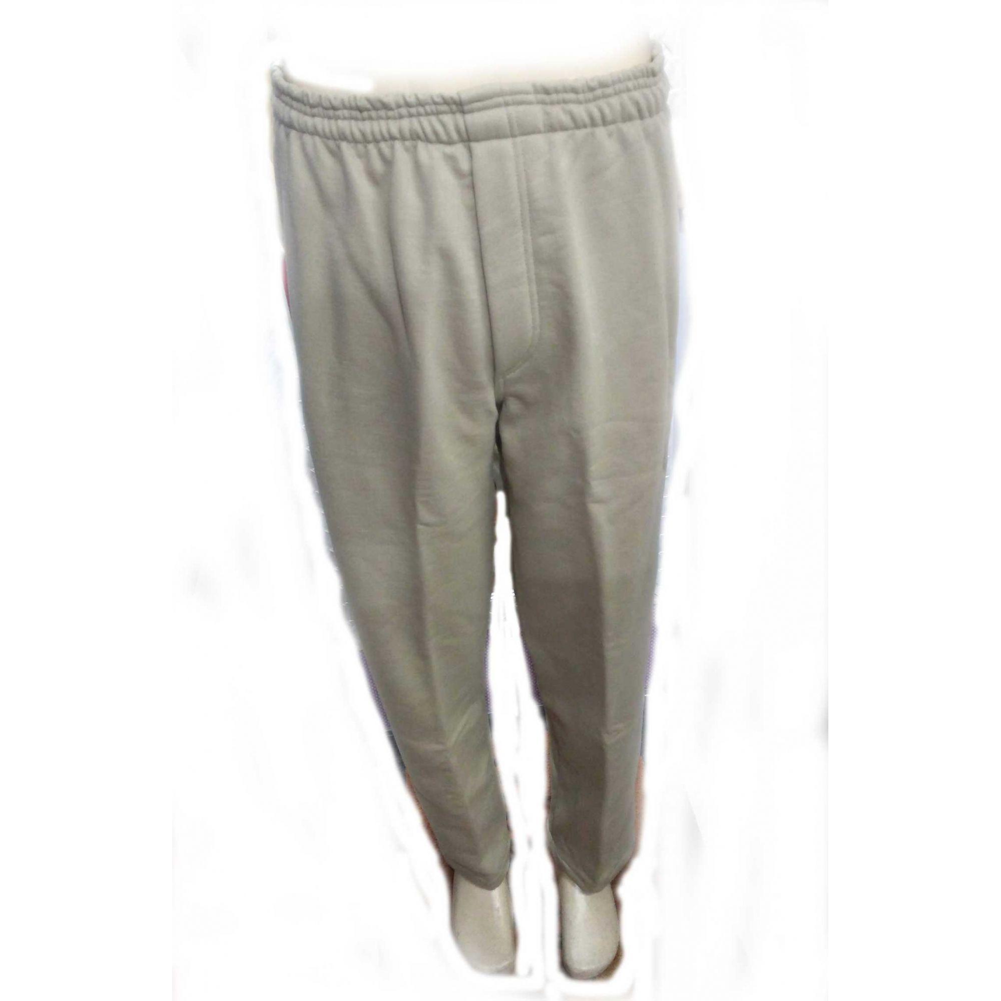 Calça Masculina Moletom 100% algodão