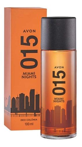 Colônia 015 Perfume Masculino Avon 100ml