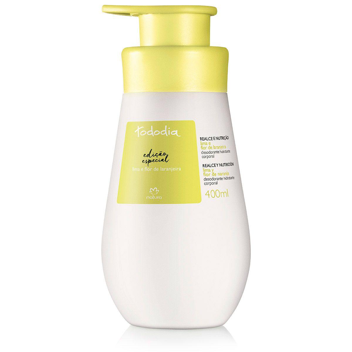 Hidratante Corporal Desodorante Natura Tododia 400ml