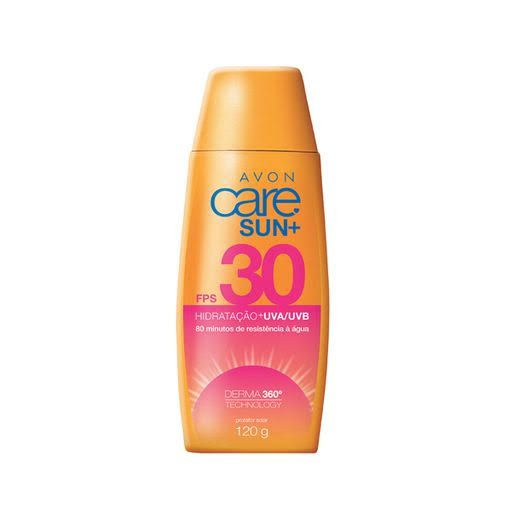 Protetor Solar Avon Care Sun Avon Fps 30