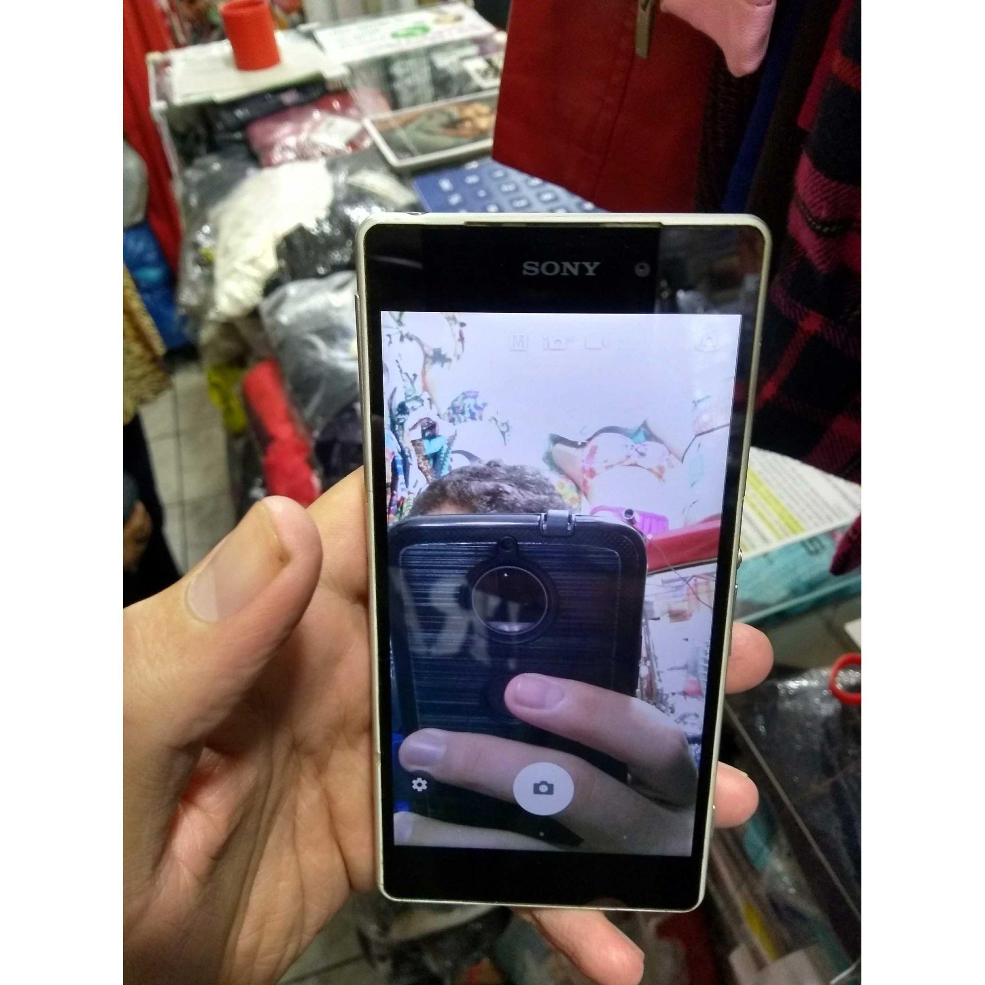 Smartphone Sony Xperia Z2 D6503 Android Celular Leia a descrição