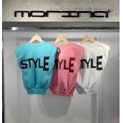 Blusa Morina  Style Tricot