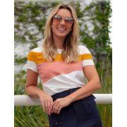 Blusa Rafaela Crepe Color