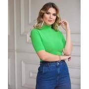 Blusa Rosana Tricot  Modal Tamanho Unico