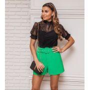 Blusa  Tatiane  Renda +Regata