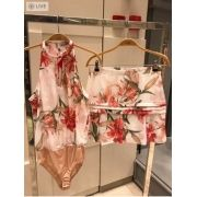 BODY MARY CREPE FLORAL  4088