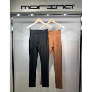 Calça Morina Power Skinny com Pesponto (não acompanha cinto)