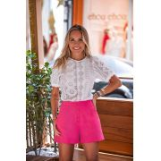 Shorts Daniela Crepe Clochard