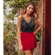 Shorts Saia Juliana Cotton 4% Elastano