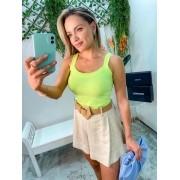 Shorts Saia Morina Linho
