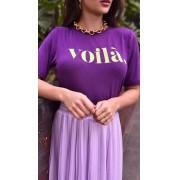 T-shirt Hit  Voila Cropped Malha