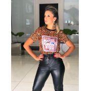 T-shirt Natalia Viscose Print