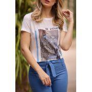 T - shirt  Nuxx  Estampa Inspired