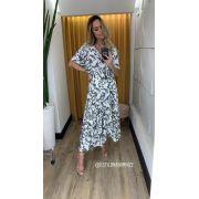 Vestido  Anabela Viscose (Forro saia)