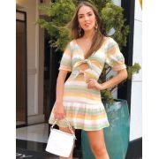 Vestido Cheroy Viscose Bali